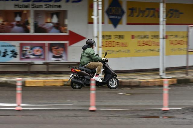Quel prix pour l'assurance d'un scooter