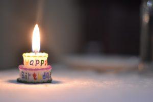 decoratrice anniversaire