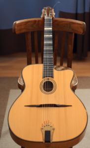 choisir sa guitare de luthier